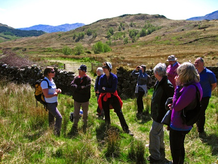 RBS Scotland Visit to Trossachs Forest small